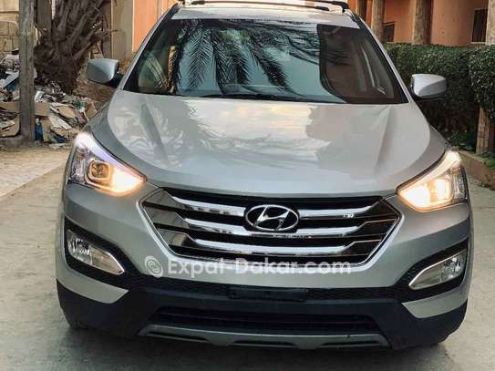 Hyundai Santa Fe 2016 image 6
