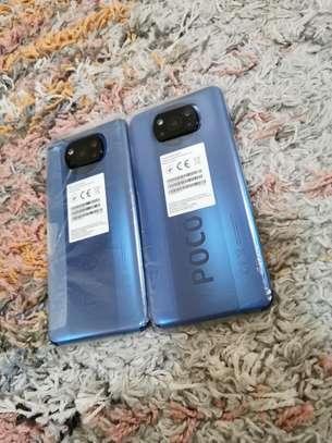 Mi poco X3 NFC 128go ram 6go 2sim vendu sur facture image 2