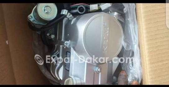 Moteur KTM pour Jakarta image 1