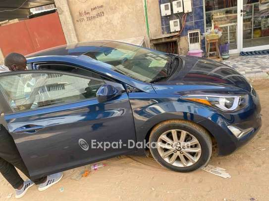 Hyundai Elantra 2015 image 6