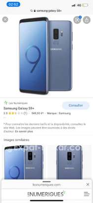 Samsung galaxy S9+plus image 1