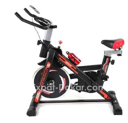 Vélo Spinning Tout neuf image 2