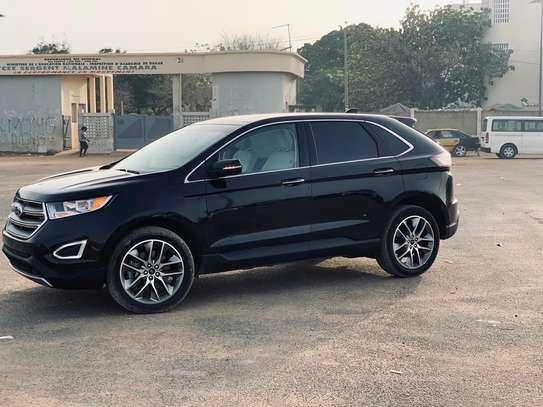 Ford Edge titanium 2016 image 9