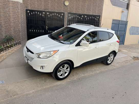 Hyundai Tucson 2012 image 6
