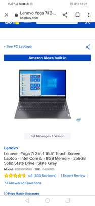 """Lenovo Yoga 7i 2-in-1 15"""" image 1"""