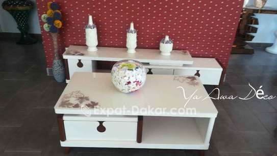 Table TV et table basse image 6
