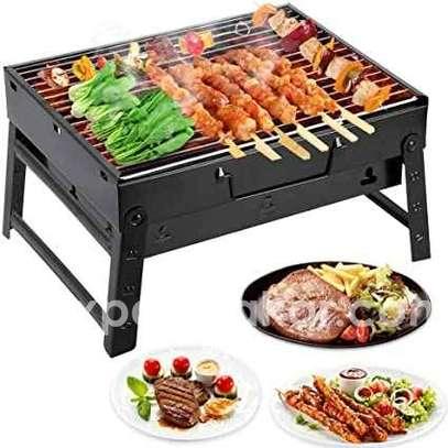 Barbecue pliante image 2