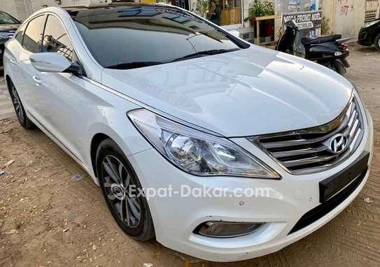 Hyundai Grandeur 2012 image 4