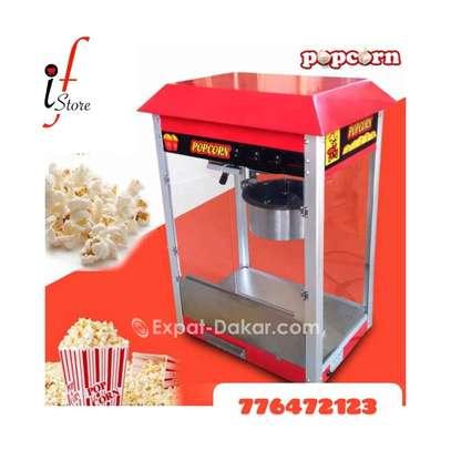 Machine pop corn image 1