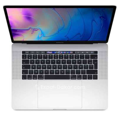 MacBook Pro Touch bar 2018 image 1