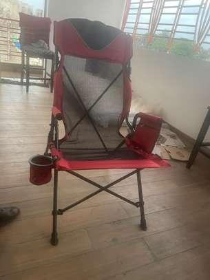 Chaise et tente image 2
