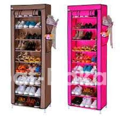 ARMOIRE A CHAUSSURES 27 PAIRES image 1