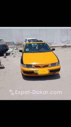 Taxi Nissan primera papier complète image 1