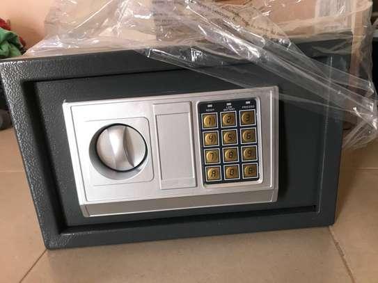 coffre fort numérique électronique 31*20*20 cm image 1