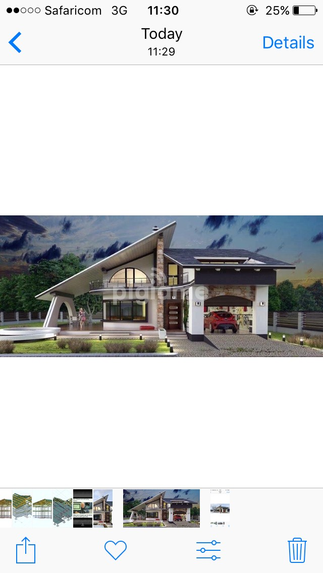 Architectural & Structural House Plan at KSh 40,000