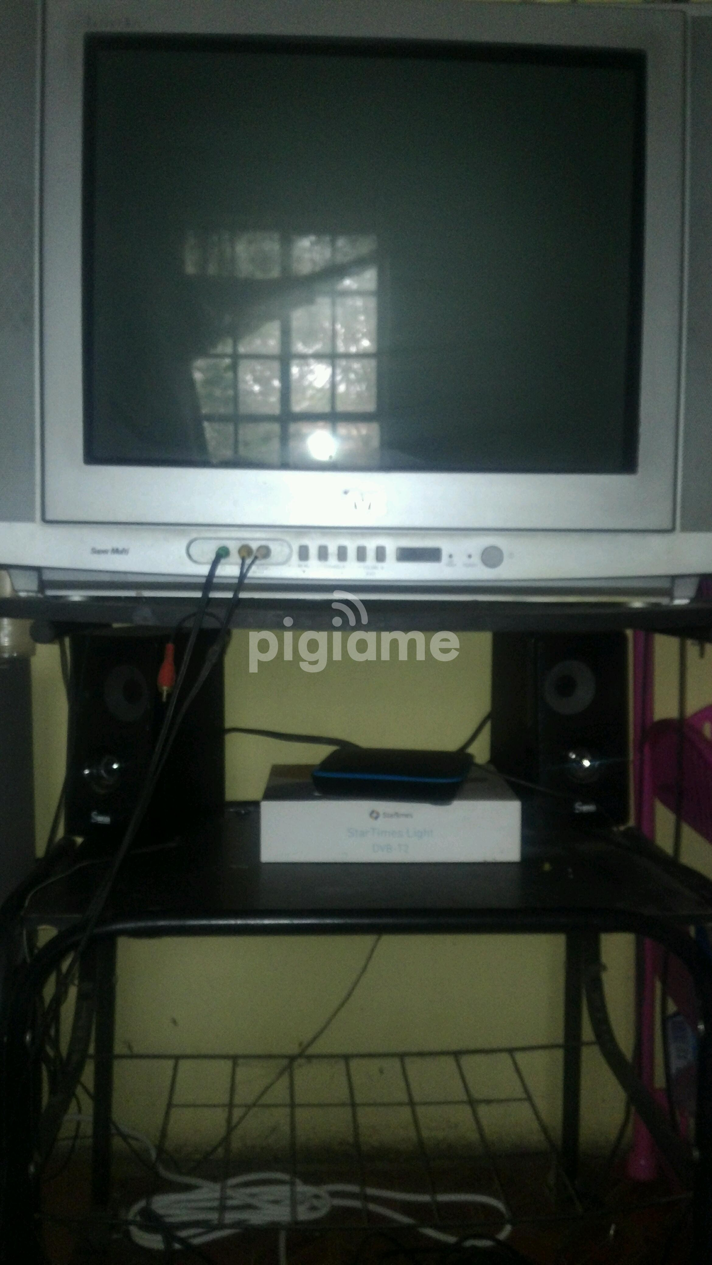 Used JVC tv 22 inch at KSh 8,000