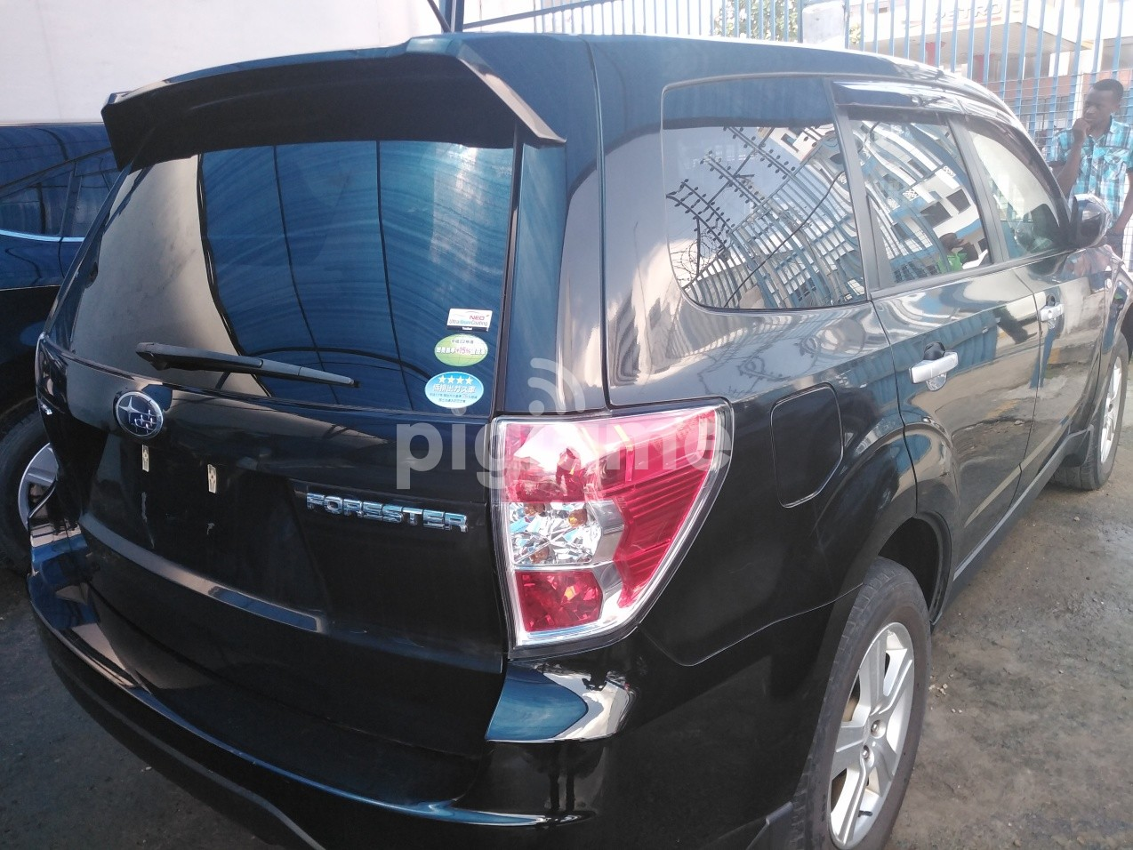 Used Abroad Subaru Forester 2 0 Automatic at KSh 1,950,000