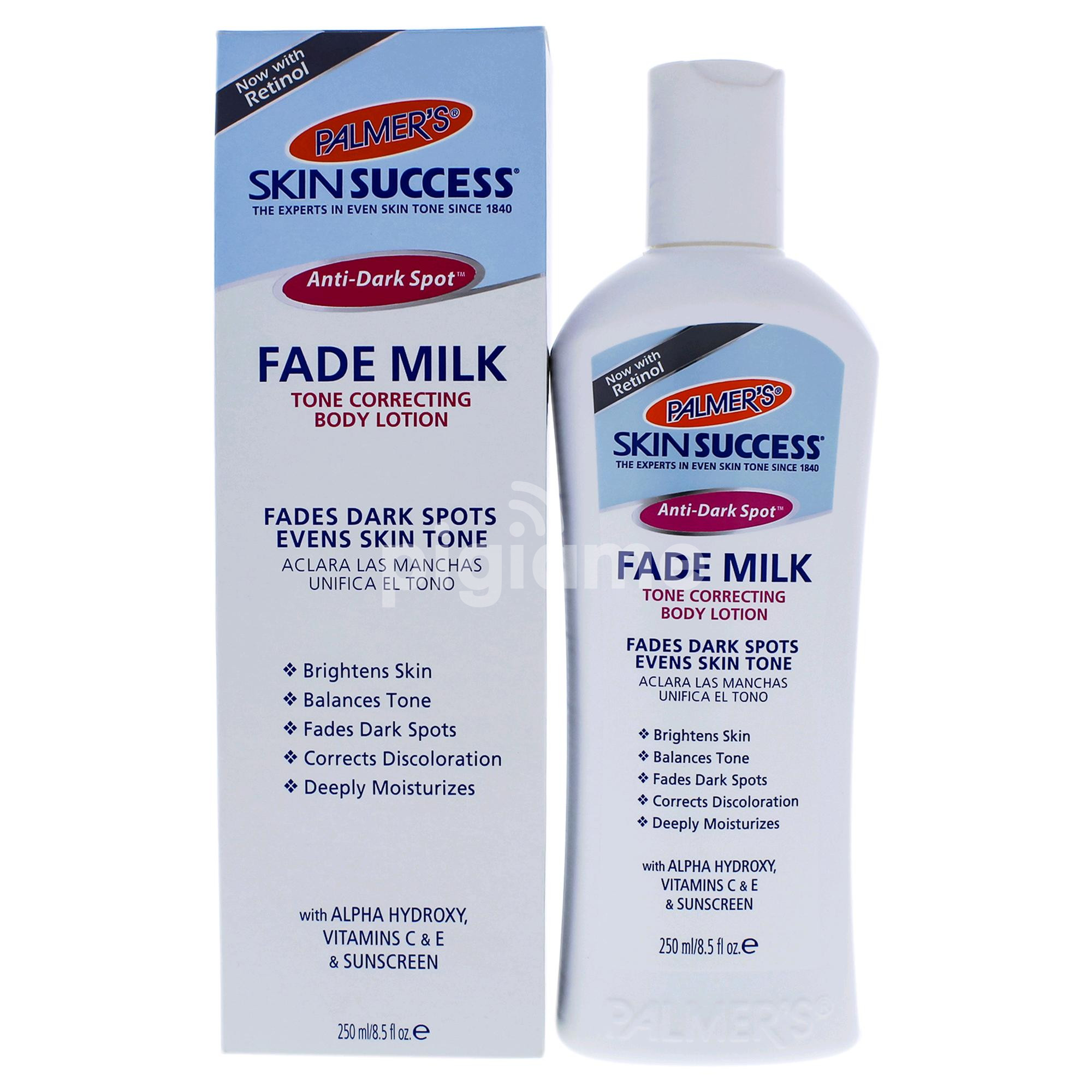 SKIN SUCCESS FADE MILK BRIGHTENING LOTION in Nairobi | PigiaMe