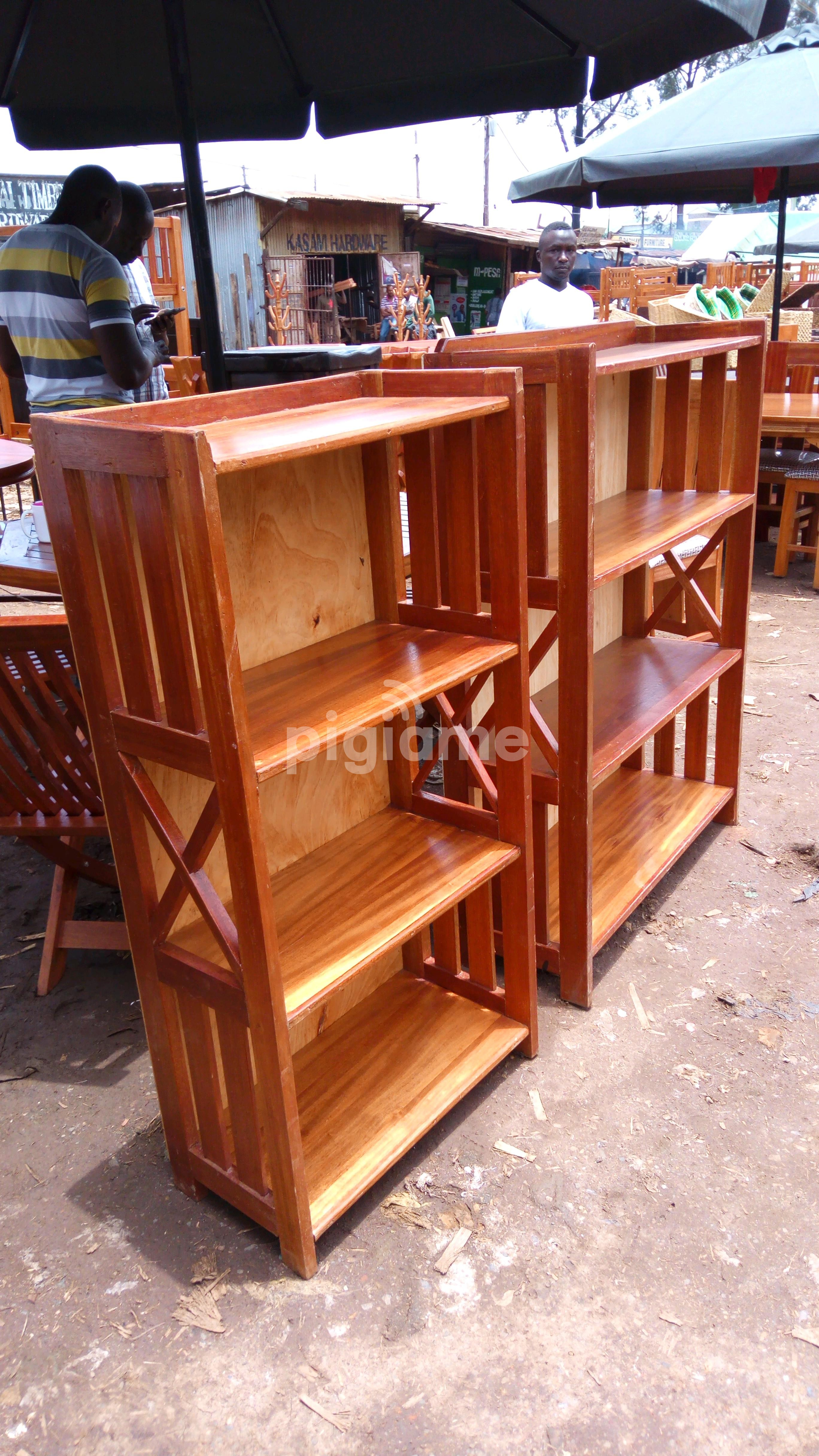New Book shelves at KSh 6,500