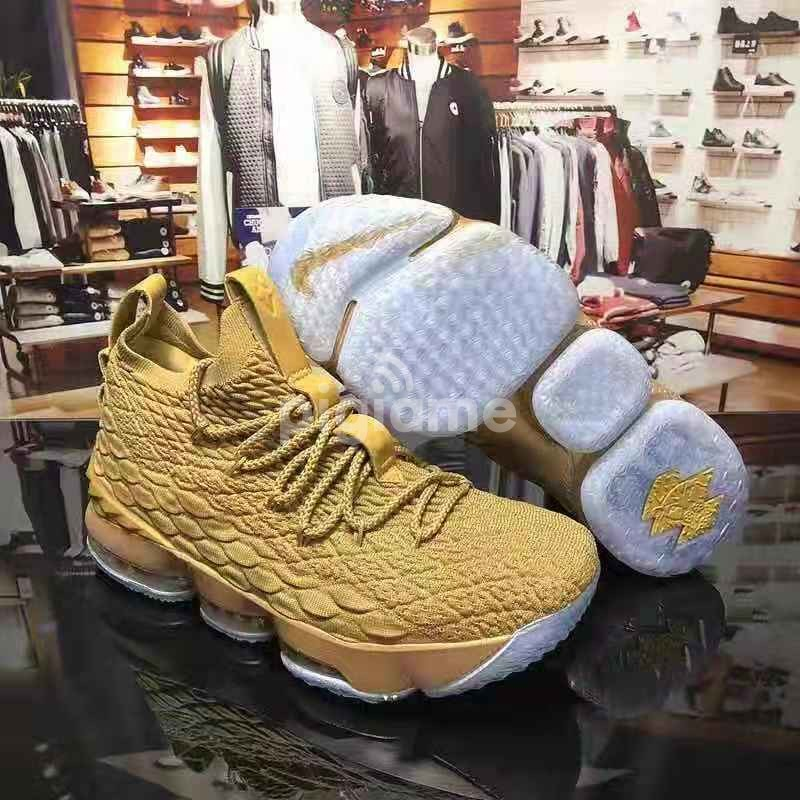official photos 7454d 68be8 New Lebron 15 at KSh 4,500
