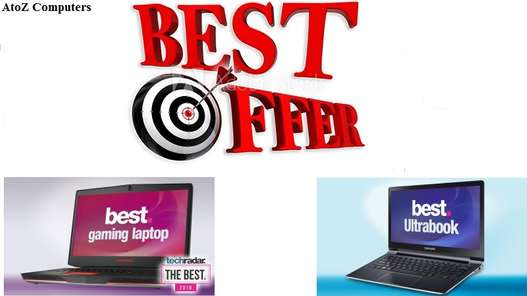 Amazing 2019  Deals on Gaming and Utra Book Laptops From  AtoZ Computers