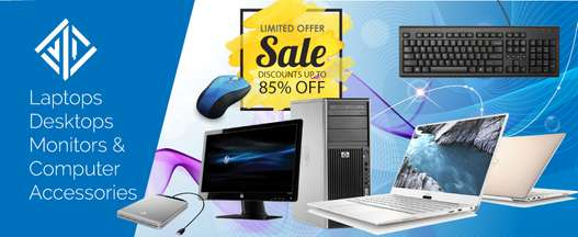Amazing Offers on All Laptops