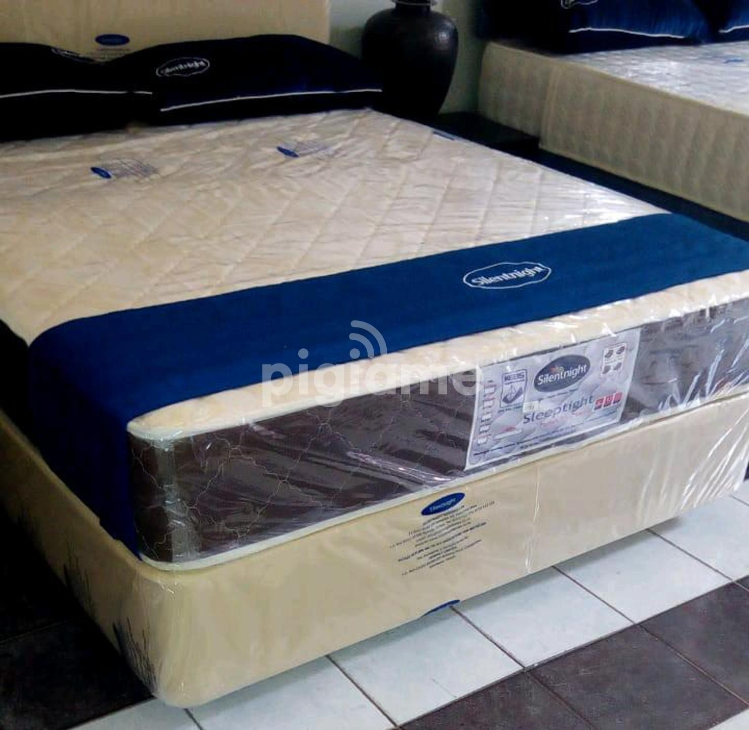 Spring Mattress Plus Bed Free Delivery