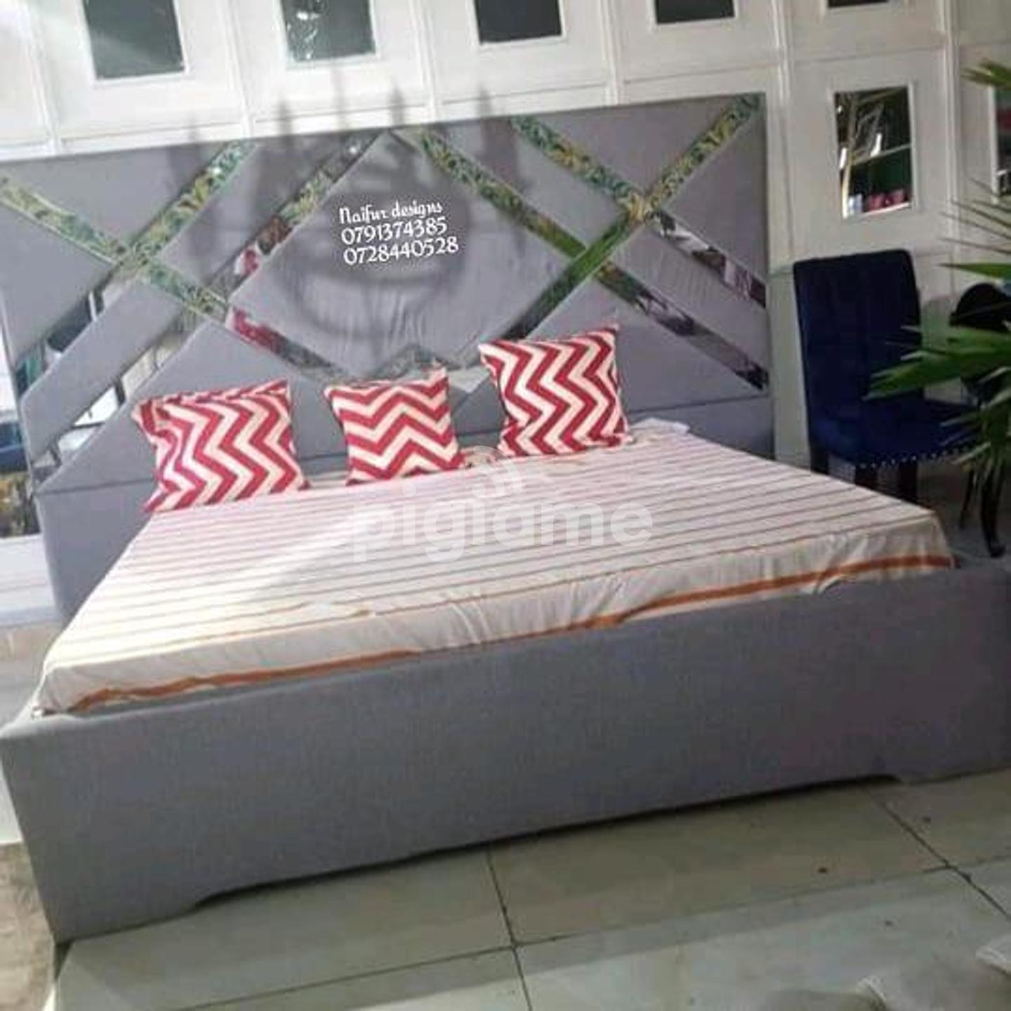Picture of: King Size Beds Luxury Beds Modern Beds In Nairobi Pigiame
