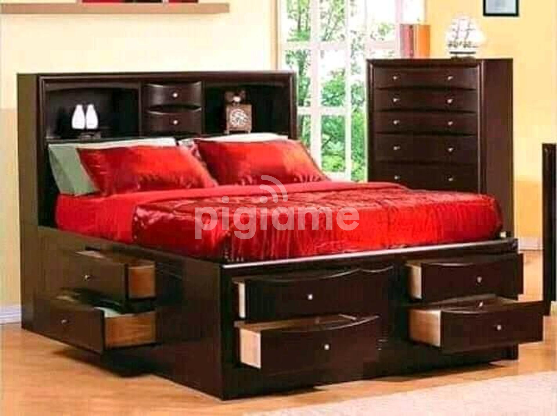 New Modern King Size Bed In Nairobi Pigiame