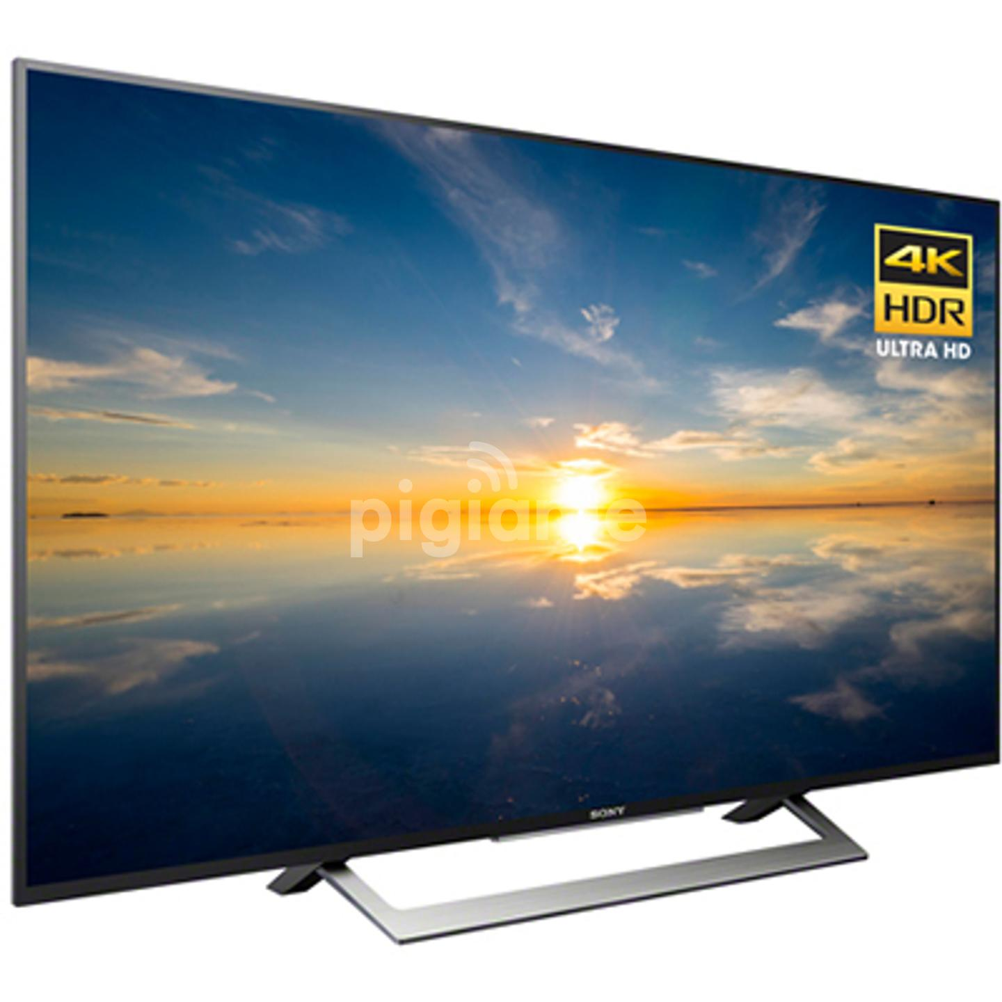 55 Inch Sony – Smart Ultra HD 4K LED – HDR – Android TV – KDL-55X8500F