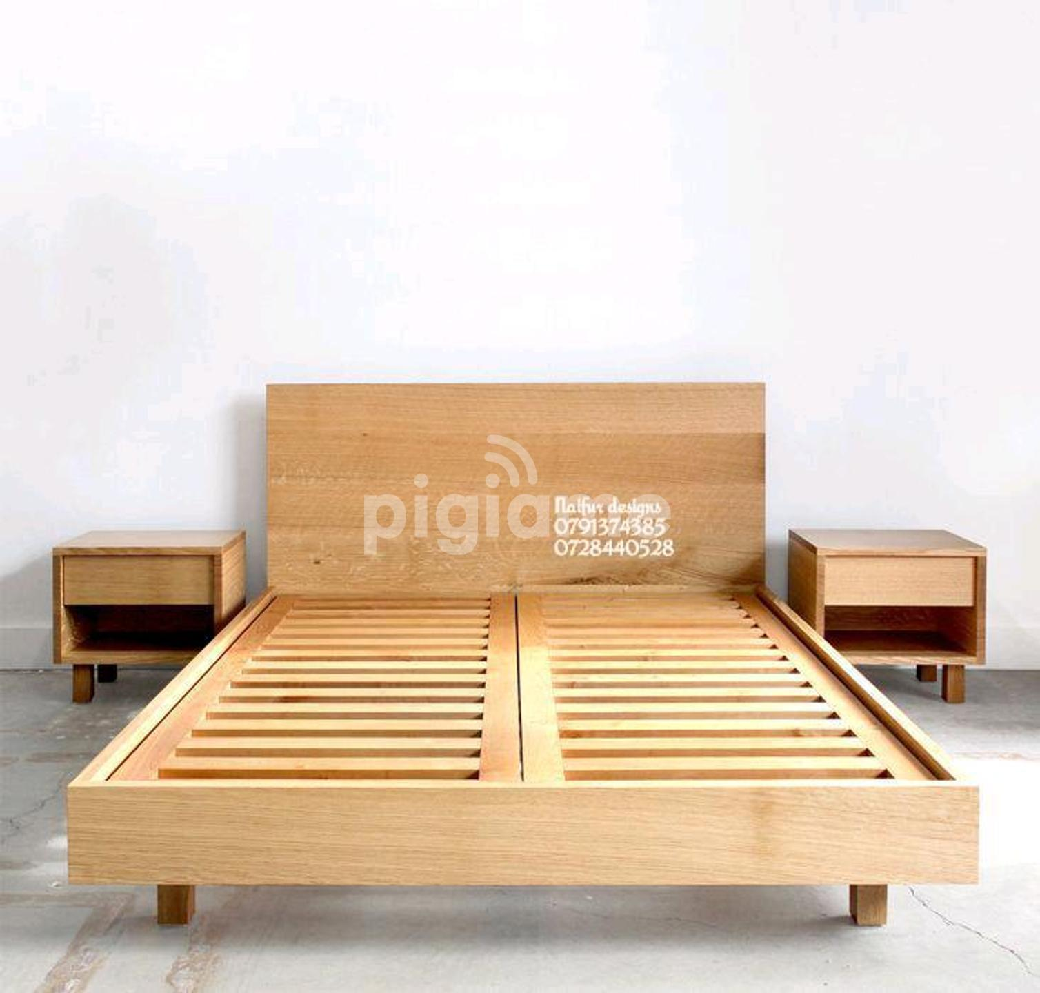 Picture of: Modern King Size Wooden Beds Beds For Sale In Nairobi Kenya Luxury Beds In Nairobi Pigiame