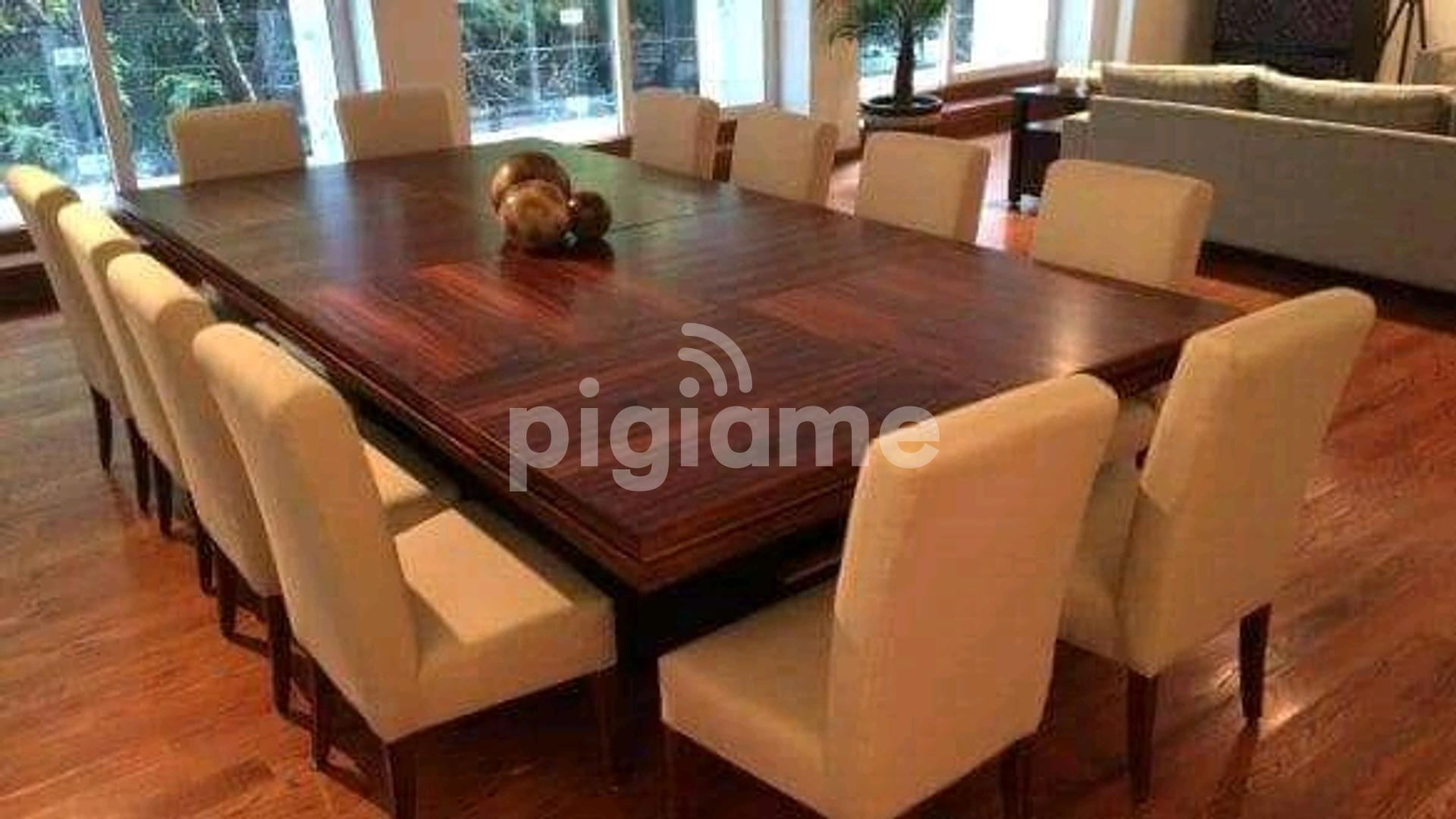 12 Seater Dining Tables Order Only In Nairobi Pigiame