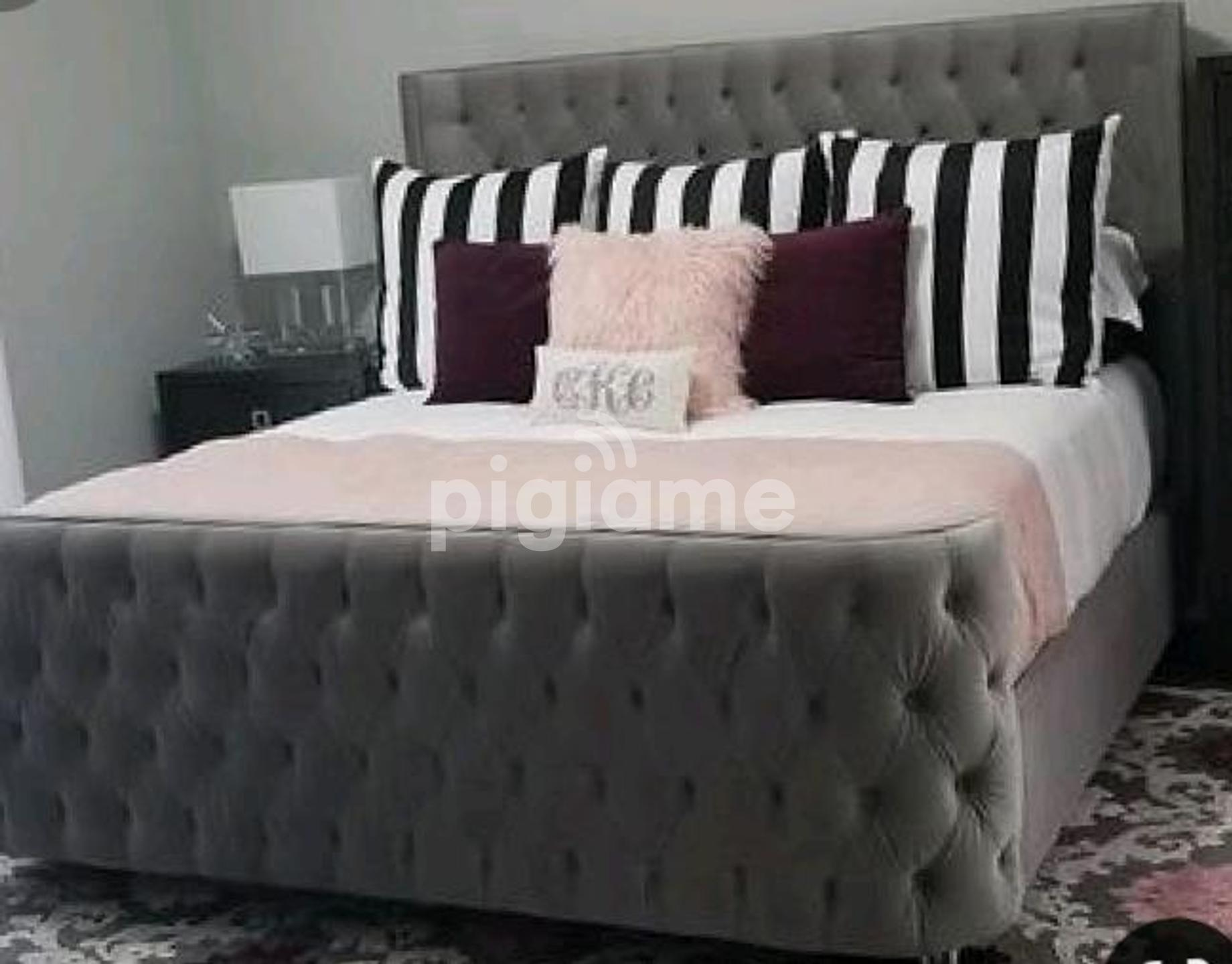 Picture of: Bedroom Inspo Tufted Beds King Size Bed Modern Beds In Nairobi Pigiame