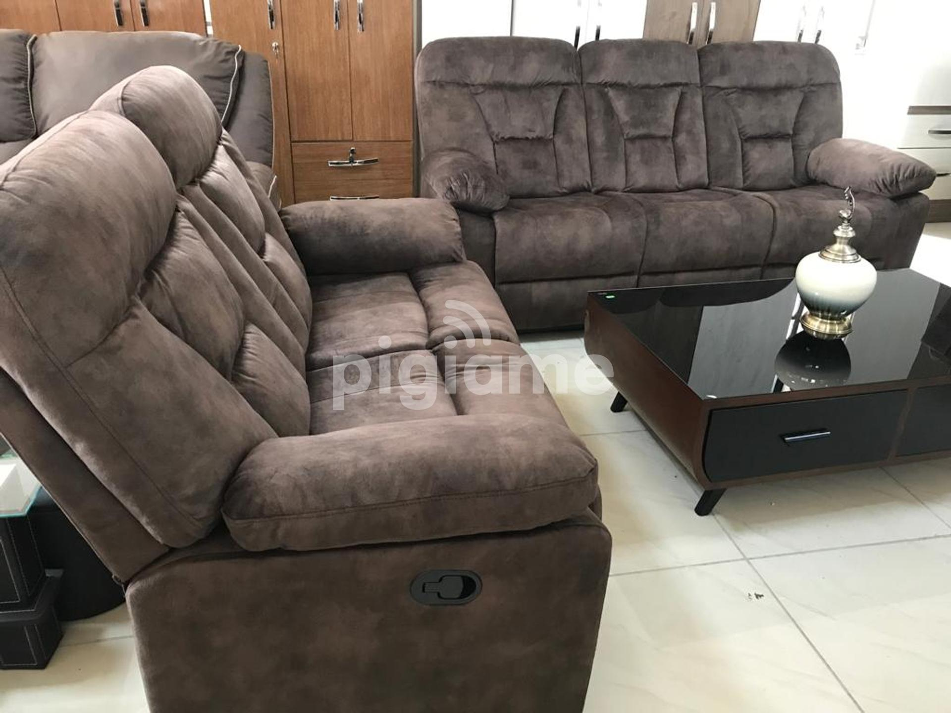 Affordable Fabric Recliner Sofa Sets In