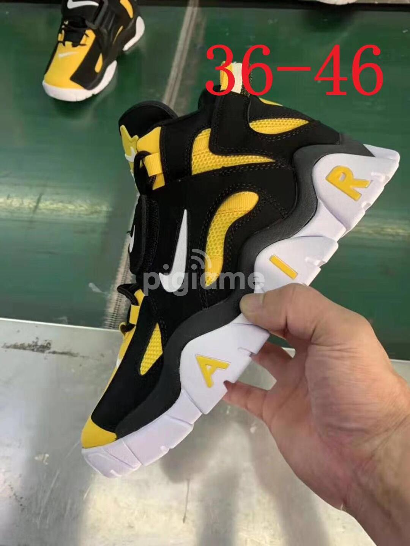 Unisex Basketball Shoes Nike Air