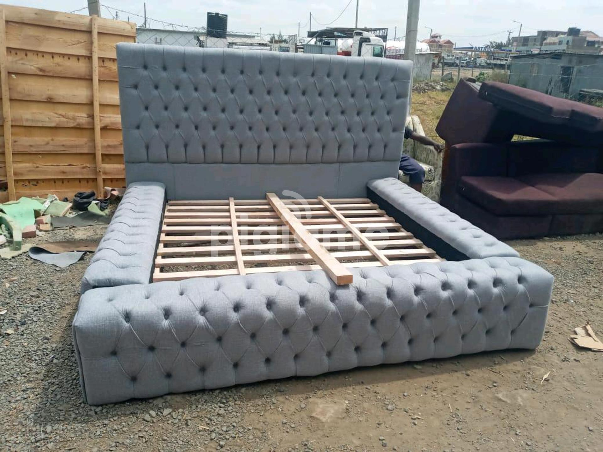 Picture of: Modern Beds King Size Bed Classic Beds Grey Beds In Nairobi Pigiame