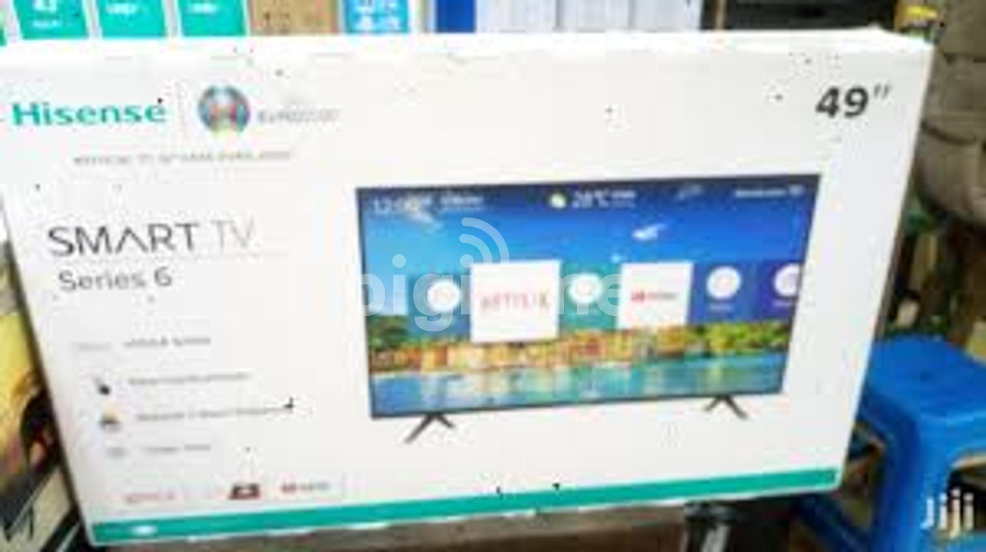 Hisense Smart Tv 49 Inches With Netflix Youtube Wifi in Nairobi | PigiaMe