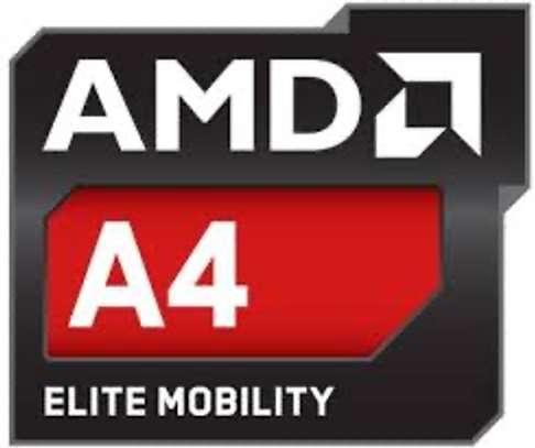 HP AMD A4 image 1