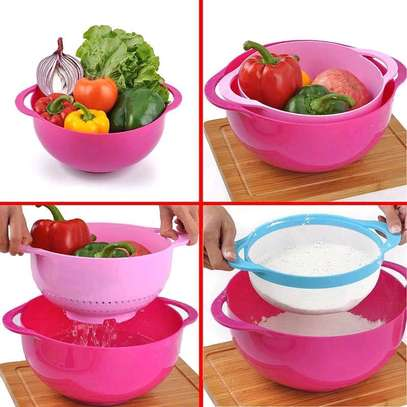 10pcs Mixing Bowl and Measuring cups image 5