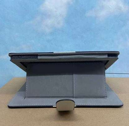 Samsung Logo Leather Book Cover Case With In-Pouch For Samsung Tab Note 10.1 N8000 image 4