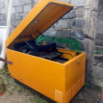 SDMO Ex Uk Generator for hire image 1