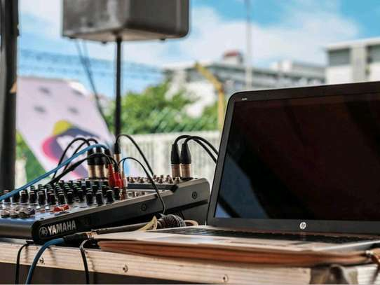 Dj and sounds system for hire
