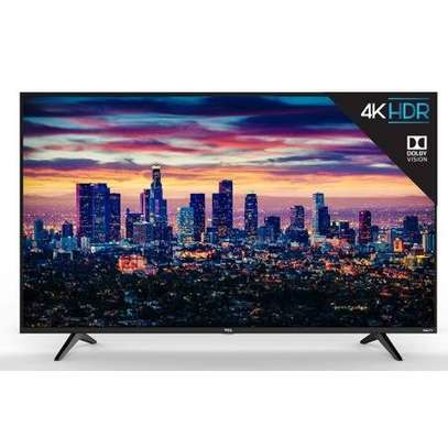 43  inch TCL smart android TV 4k image 1