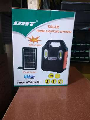 DAT AT-9028B Home solar lighting system image 4
