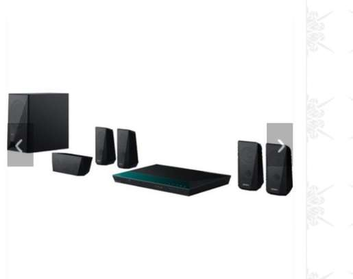 Sony BDV-E2100 5.1 Channel 1000W 3D Blu-Ray Home Theater System With Built-In Wi-Fi image 1