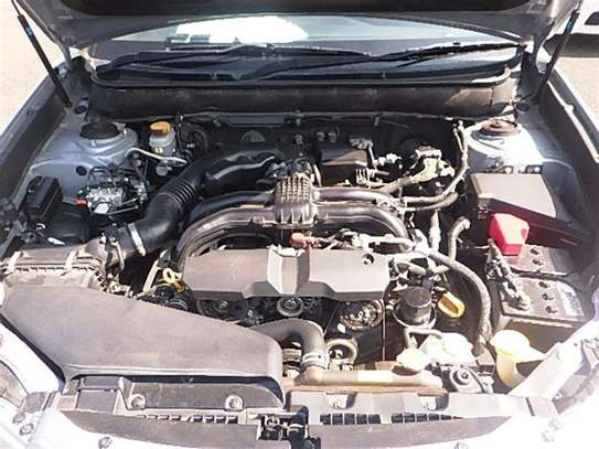 Subaru Legacy B4 2013 image 4