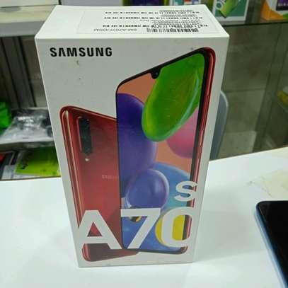 Samsung A70S new 128gb 6gb ram 64mp camera-shop image 2