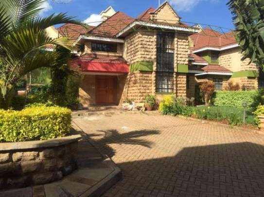 Furnished 5 bedroom townhouse for rent in Lavington image 11