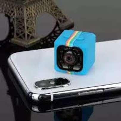 SQ11 Mini Camera HD 1080P Sensor Night Vision image 1