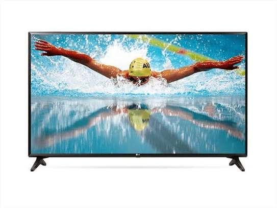 "LG  49"" FHD LED Digital TV - Black image 1"